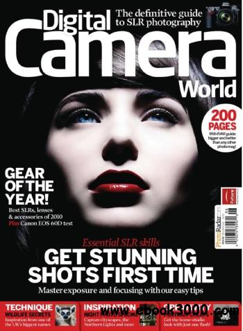 Digital Camera World - December 2010 (UK) free download