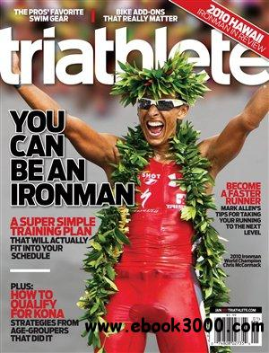 Triathlete - January 2011 free download