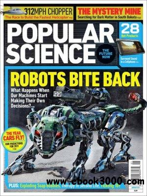 Popular Science - January 2011 free download