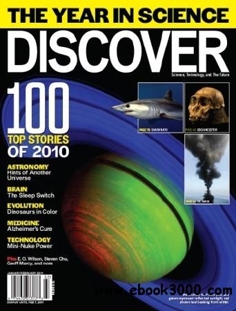 Discover Magazine - January 2011 free download