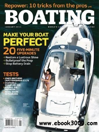 Boating - January 2011 free download