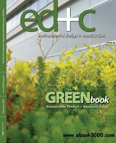 Environmental Design + Construction Magazine December 2010 free download