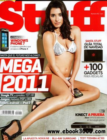 Stuff Spain - december 2010 free download