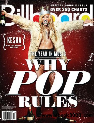 Billboard - 18 December 2010 free download