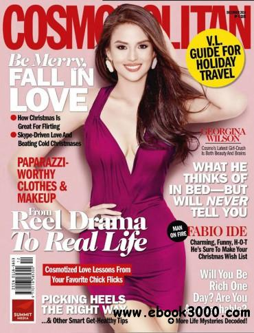 Cosmopolitan Philipines - December 2010 free download