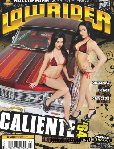 Lowrider Girls - February 2011 free download
