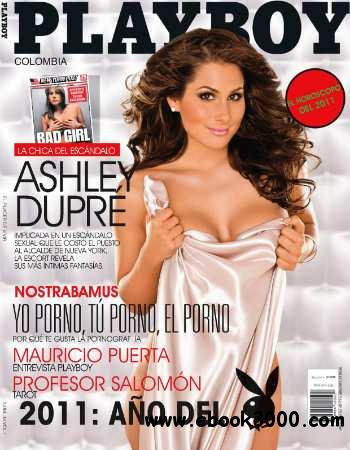 Playboy Colombia - December 2010 free download