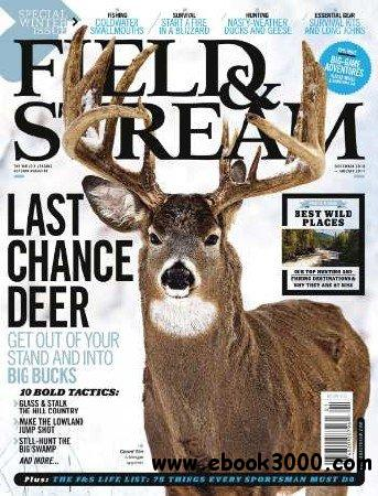 Field & Stream - December 2010/January 2011 free download