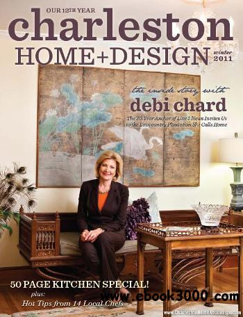 Charleston Home + Design - Winter 2011 free download