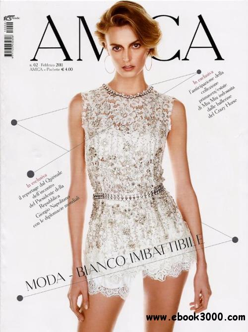 Amica - February 2011 free download