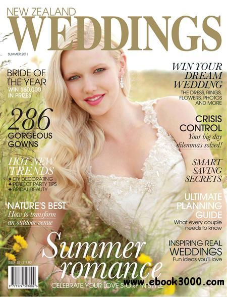 NZ Weddings - No.35 (Summer 2011) free download