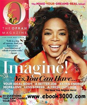 Oprah Magazine - February 2011 free download