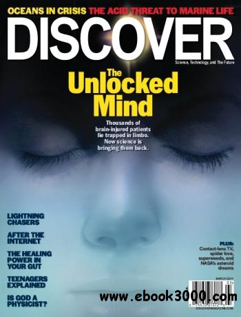 Discover Magazine - March 2011 free download