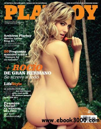 Playboy Argentina - February 2011 free download