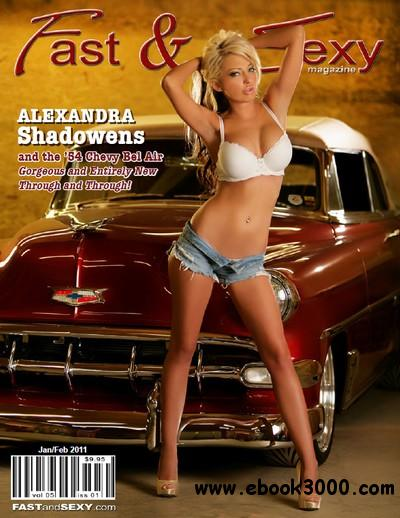 Fast and Sexy - January/February 2011 free download