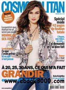 Cosmopolitan France - March 2011 free download