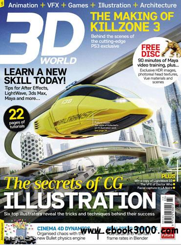 3D World - March 2011 free download