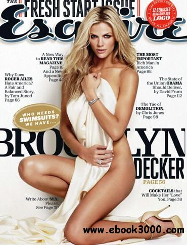 Esquire - February 2011 free download
