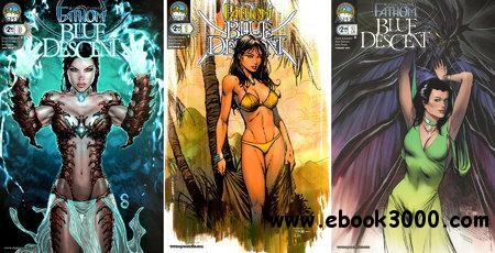 Michael Turner's Fathom: Blue Desent #0-2 (2010-2011) free download