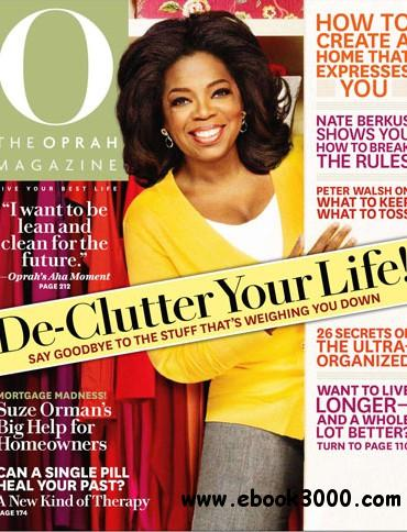 The Oprah Magazine - March 2011 free download