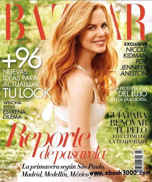 Harper's Bazaar - Marzo 2011 / Mexico free download