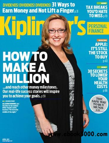 Kiplinger's Personal Finance - April 2011 free download
