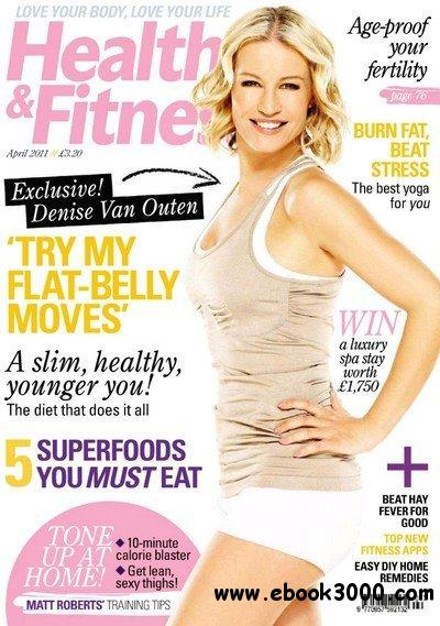 Health & Fitness - April 2011 (UK) free download