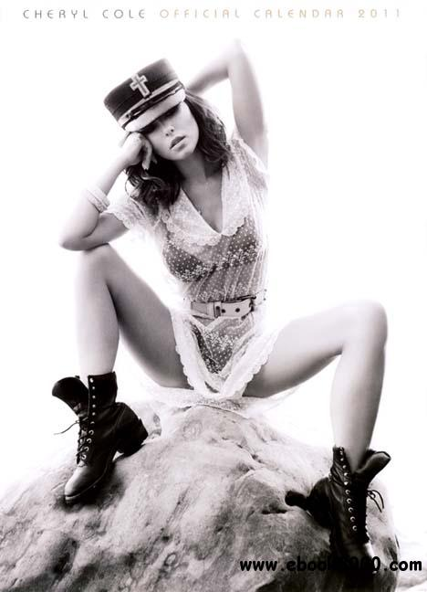 Cheryl Cole - Official Calendar 2011 free download