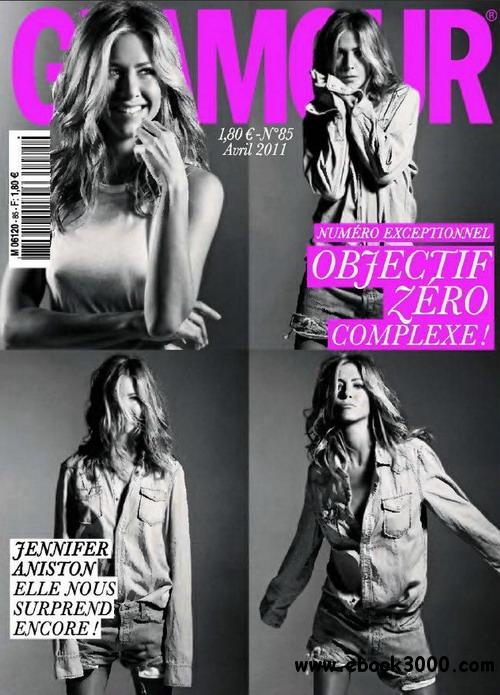 Glamour No.85 - Avril 2011 / France free download