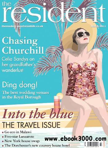 The Resident Magazine - March 2011 free download