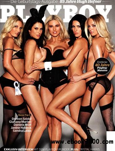 Playboy Germany - April 2011 free download