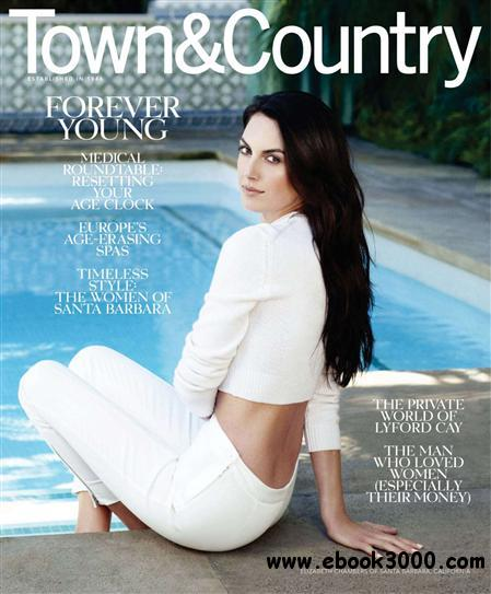 Town & Country - April 2011 free download
