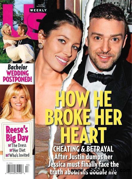 Us Weekly - 28 March 2011 free download