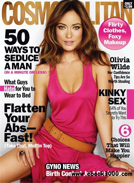 Cosmopolitan - April 2011 free download