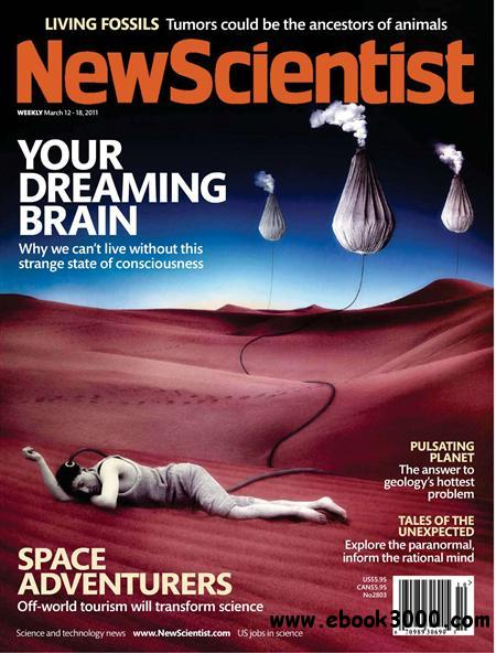 New Scientist - 12 March 2011 free download