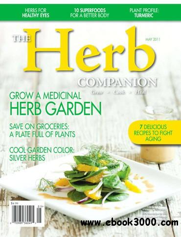 Herb Companion - May 2011 free download