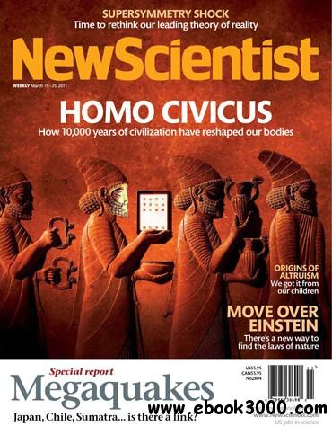 New Scientist - 19 March 2011 free download