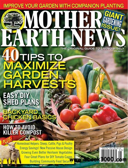 Mother Earth News - April/May 2011 free download