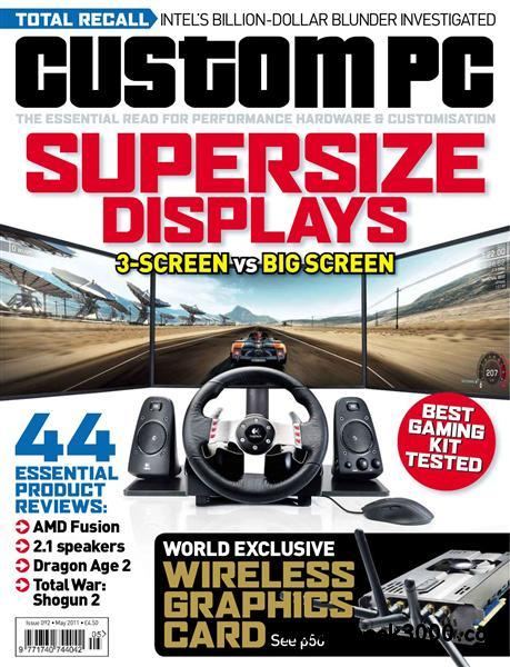 Custom PC - May 2011 (UK) free download