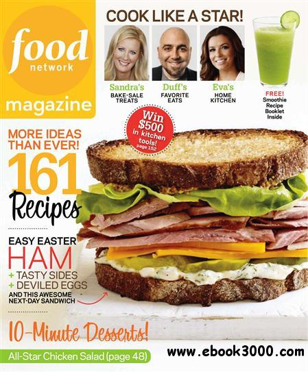 Food Network - April 2011 free download
