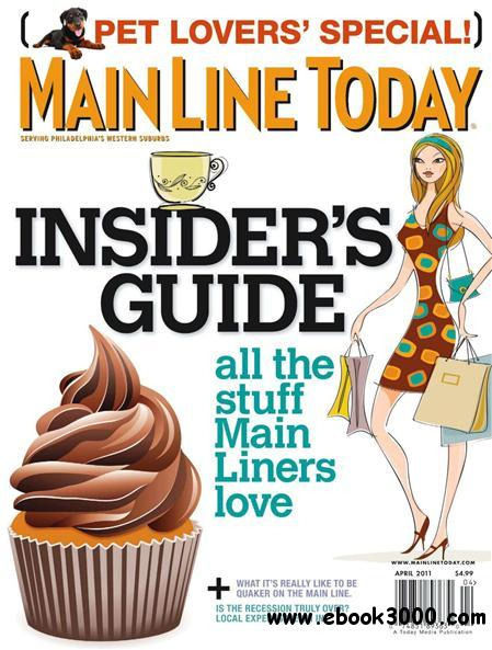 Main Line Today - April 2011 free download