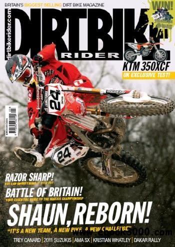 Dirt Bike Rider UK - March 2011 download dree
