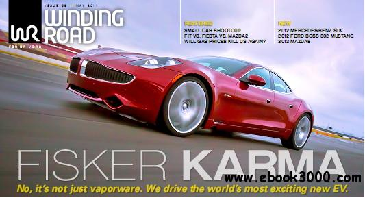 Winding Road Magazine - May 2011 free download