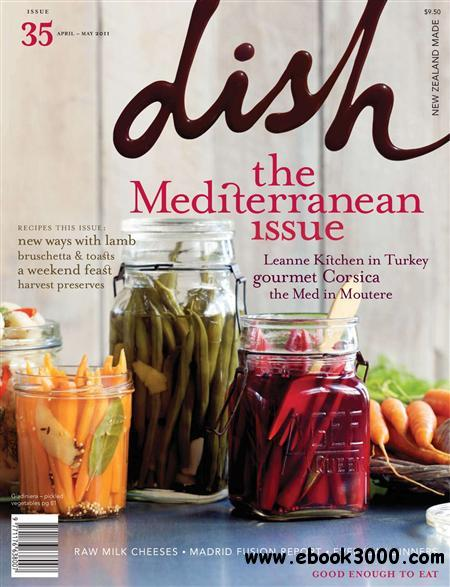 Dish - April/May 2011 free download