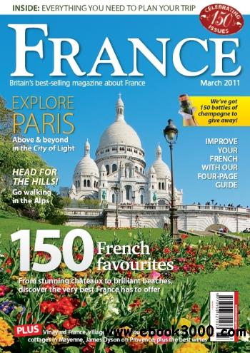 France Magazine UK - March 2011 free download