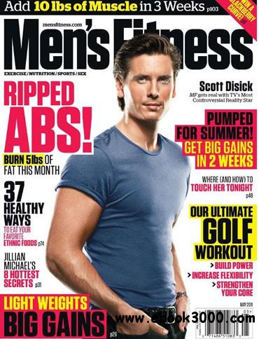 Men's Fitness USA - May 2011 free download