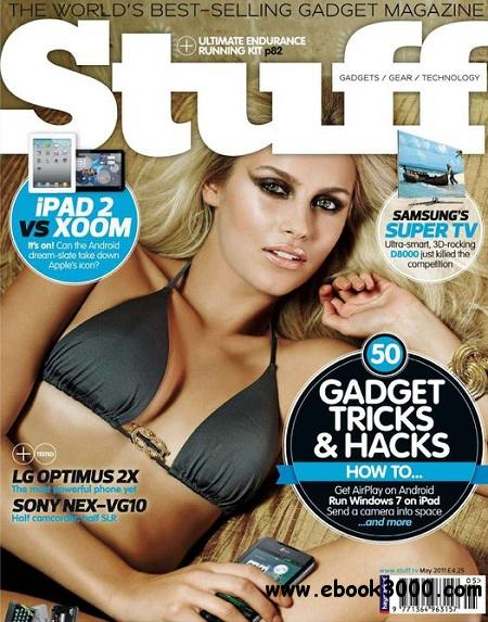 Stuff - May 2011 (UK) free download