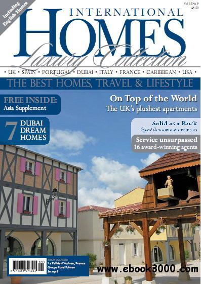 International Homes Luxury Collection Vol.15 No.9 free download