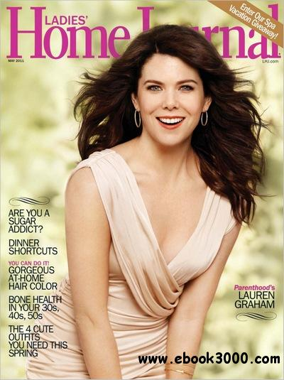 Ladies Home Journal - May 2011 free download