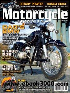 Motorcycle Classics - May/June 2011 free download